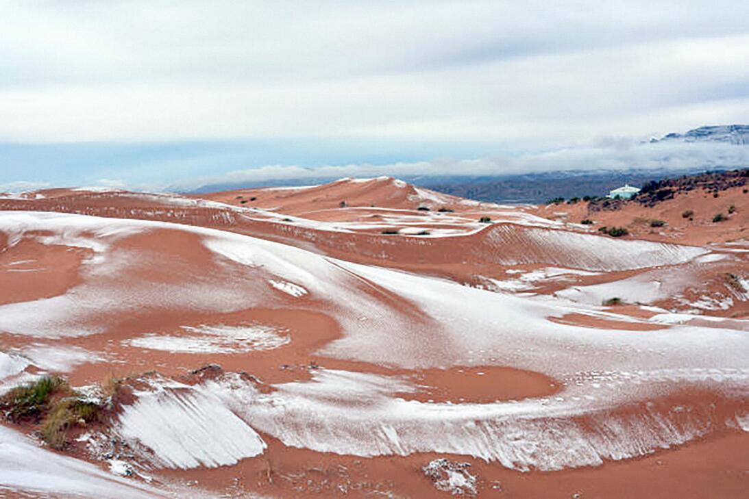 Sahara Nevado