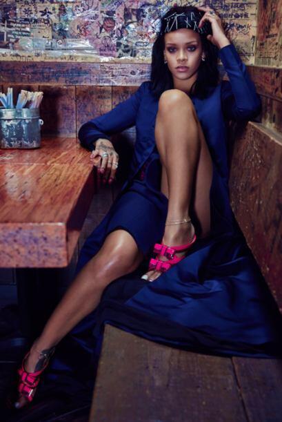 Rihanna-benzema