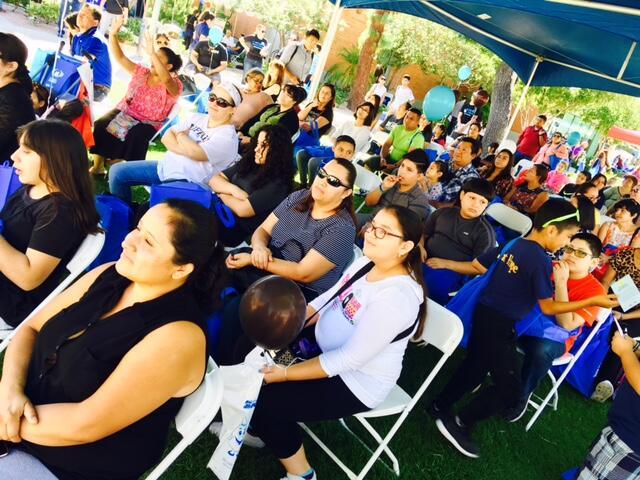 Con éxito se realizó la Feria de Educación en el Phoenix College a la qu...