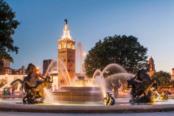 """Kansas City, Missouri """" Empleos Disponibles: 28,786      Salario básico..."""