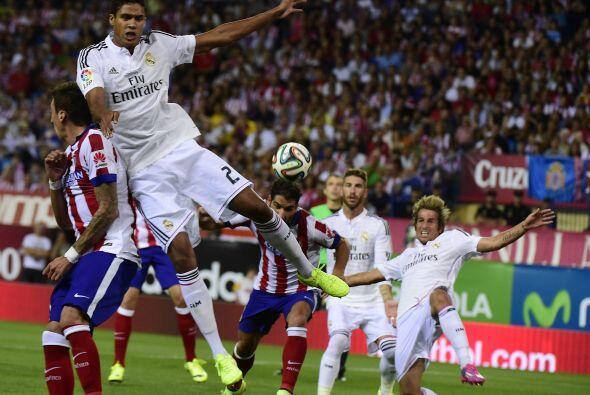 Más cerca estuvo el Atlético de Madrid del segundo que el Real Madrid de...