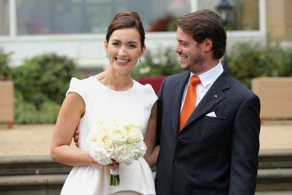 La boda del príncipe Félix de Luxemburgo 9c54f8e88c3547f7bcb76befca6b125...