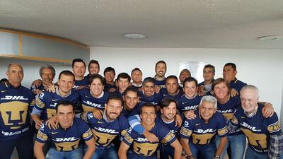 Todos los presentes fueron jugadores memorables con la escuadra universi...