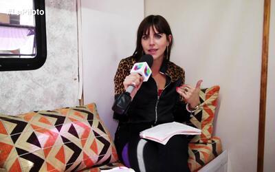 Detrás de cámaras: María Fernanda Yepes te cuenta cómo estudia sus escen...