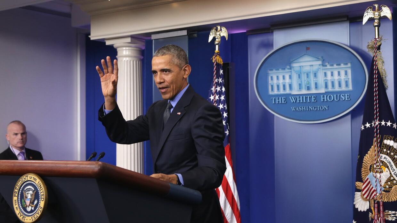 Claves de la conferencia de cierre de año de Obama obama.jpg