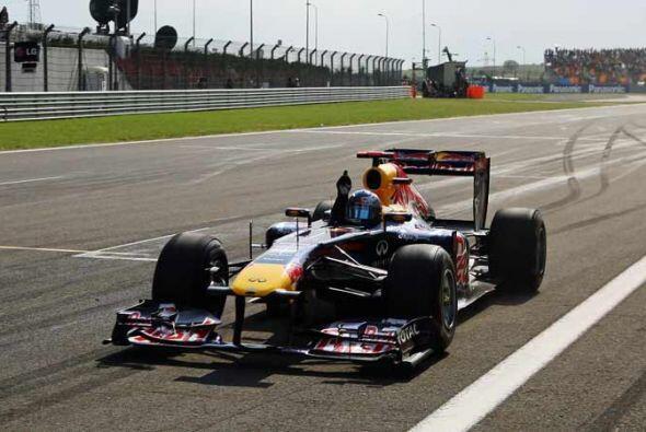 Los autos de la Red Bull demostraron una vez más que están por encima de...