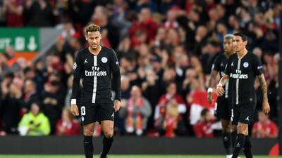 Neymar Challenge: el reto de encontrar un buen momento del crack del PSG contra Liverpool