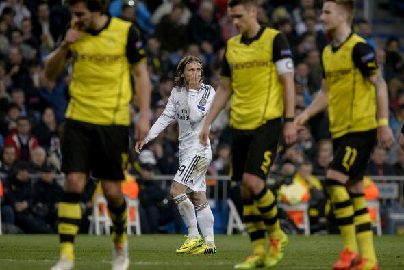 Isco ponía las cosas 2-0 y el Dortmund estaba mostrando sus carencias po...