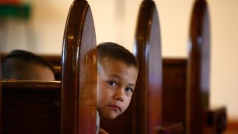 Iglesias de distintas denominaciones se volcaron en Utah para asistir a...