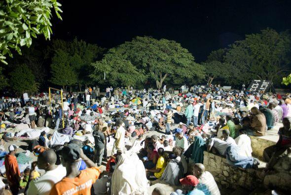 La ONU estimó que en los últimos años han muerto 780 mil personas como c...
