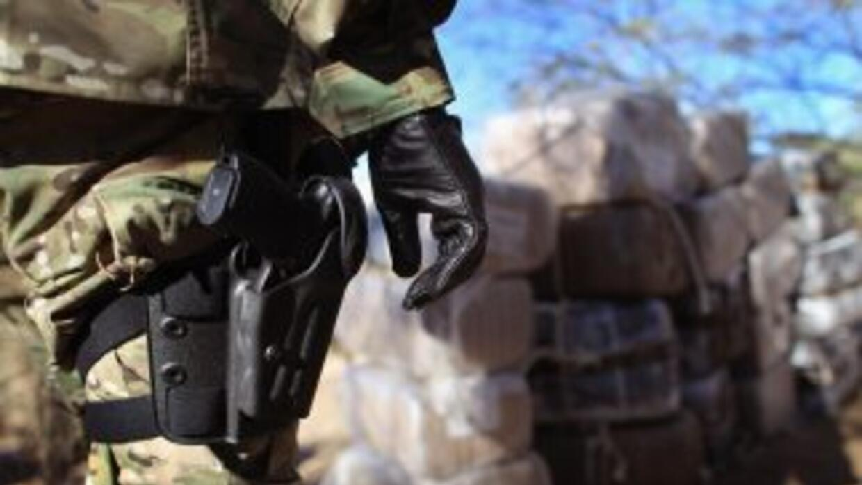 Según algunos analistas, el narco ha sobrepasado en armamento, al Ejérci...