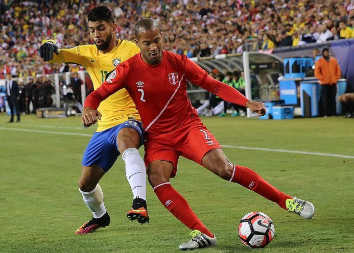 El ranking de los jugadores de Brasil vs Perú ARodriguez.jpg