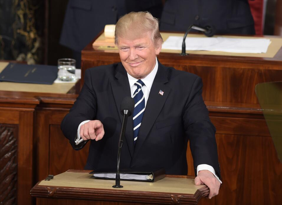 Los gestos del presidente