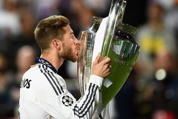 Sergio Ramos.- El defensa español vive los mejores años de su carrera co...