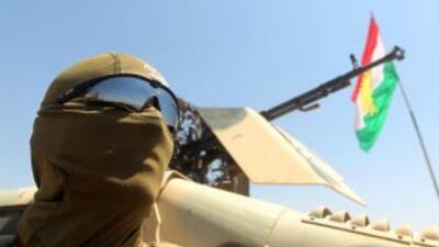 Estados Unidos continuó este sábado los bombardeos selectivos en Irak co...