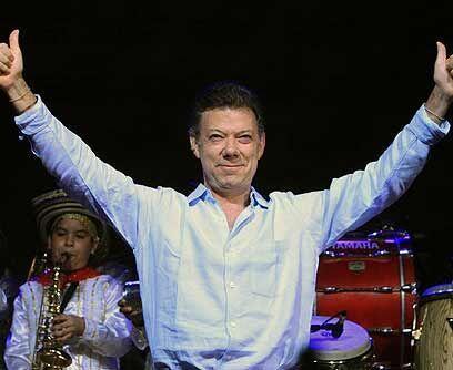 Juan Manuel SantosCandidato del Partido Social de la Unidad Nacional (el...