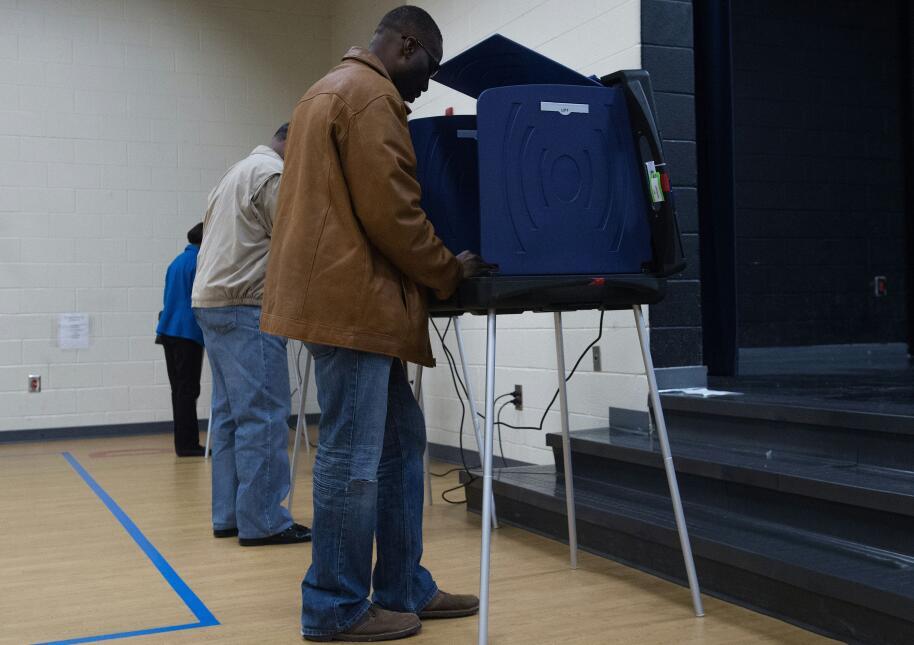 Primarias demócratas en Carolina del Sur
