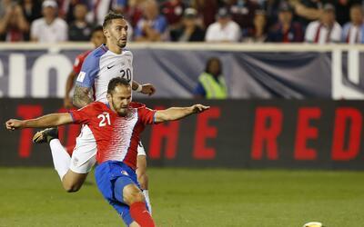 Marco Ureña  Costa Rica vs. USA