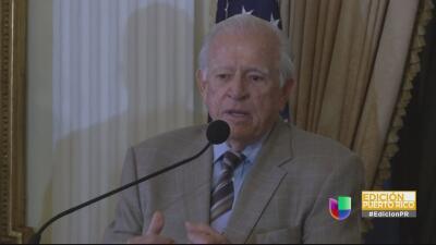 El exgobernador Carlos Romero Barceló se opone al código de incentivos