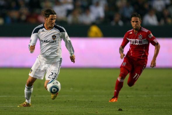 as estrellas del LA Galaxy marcaron diferencia en el duelo contra Chicag...