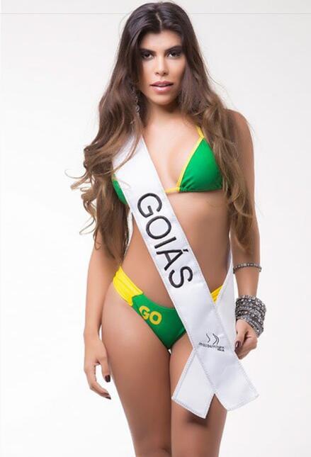 La exuberante brasileña, quien es candidata para Miss Bumbum, ha declara...