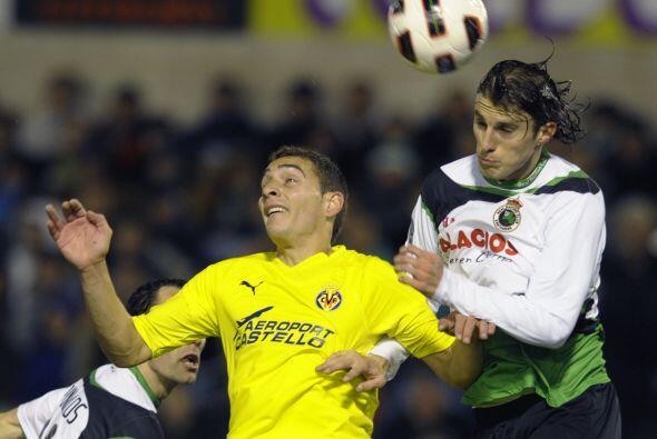 Pero el cuadro de Santander no supo cuidar el resultado y Villarreal vol...