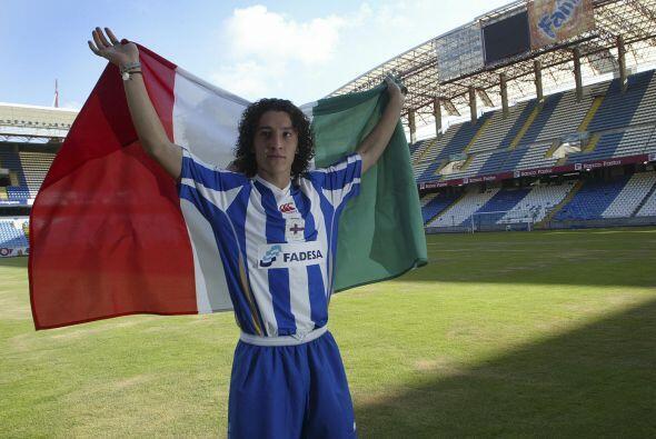 Andrés Guardado es otro que se ha ganado su lugar en el fútbol español p...