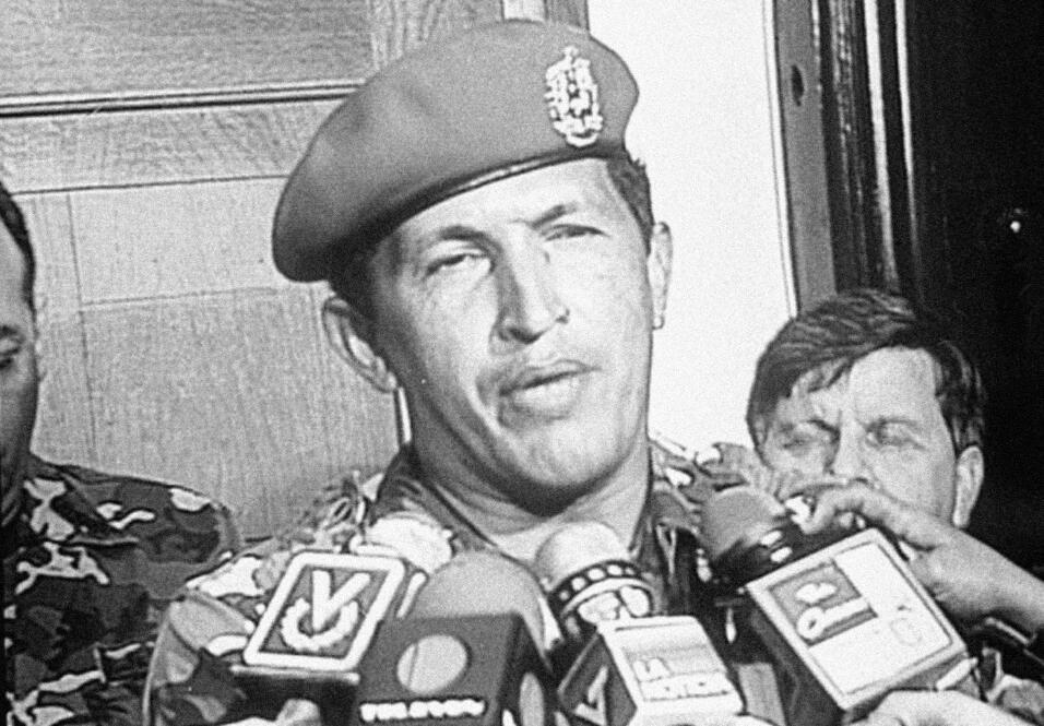 Hugo Chávez Por Ahora