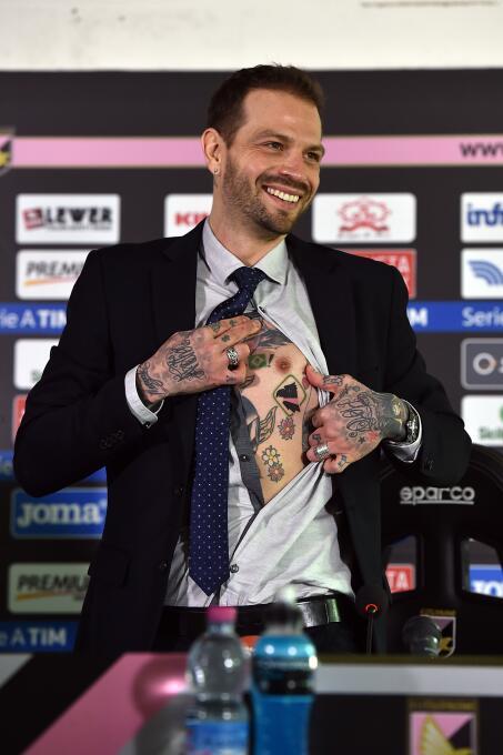 'Me tatuaré la cara si el Palermo se salva' GettyImages-649128170.jpg