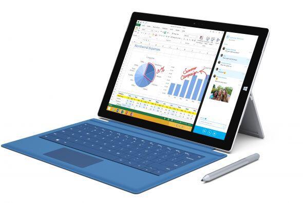 La Surface Pro 3 es el regalo perfecto de fin de año para la  per...