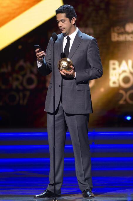 Ellos son los ganadores del Balón de Oro Nieto de Ignacio Trelles recibe...