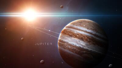 Júpiter entra en oposición con la Tierra y llena de buenas noticias labo...