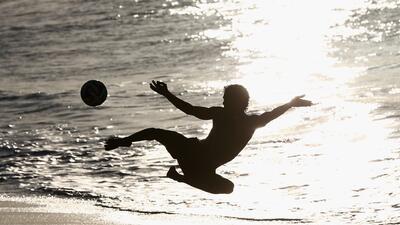 ¡Vive el fútbol en las playas de Chicago!