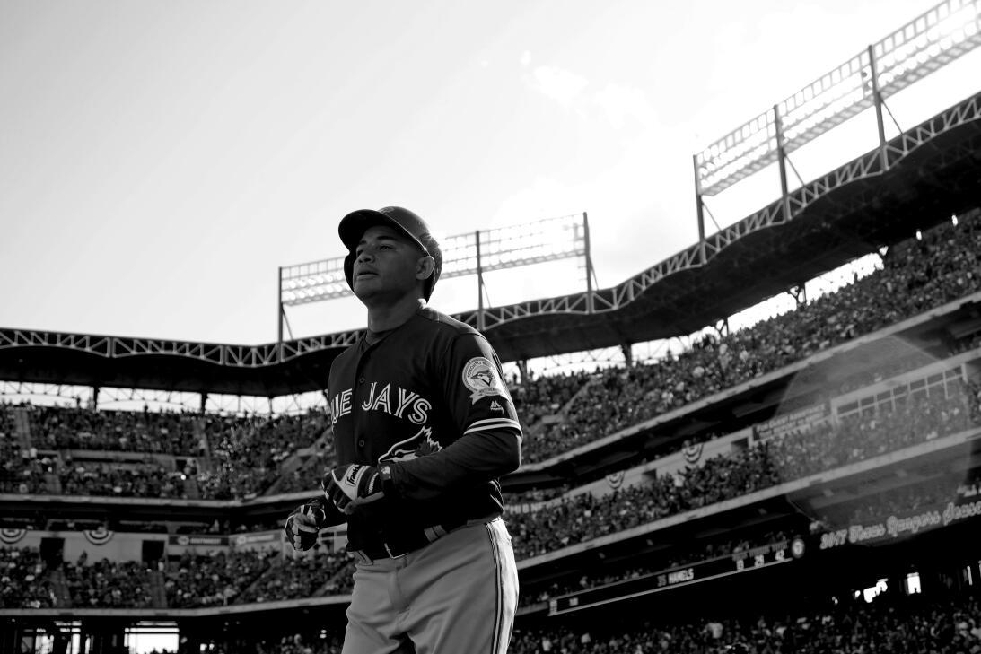 Postales de postemporada del béisbol de Grandes Ligas GettyImages-613067...