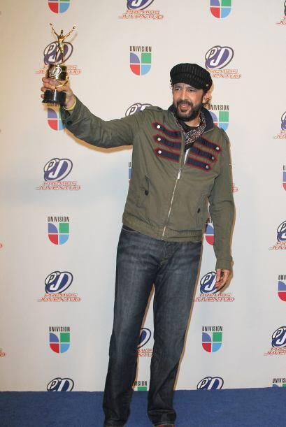 8. ¿Te acuerdas? En 2010, Juan Luis Guerra fue homenajeado en Premios Ju...