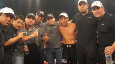 Cristan Mijares venció a Alex Valdez (Foto: KO Enterteiment)