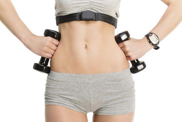 Tener un abdomen plano es el sueño de muchas mujeres, el cual pueden log...