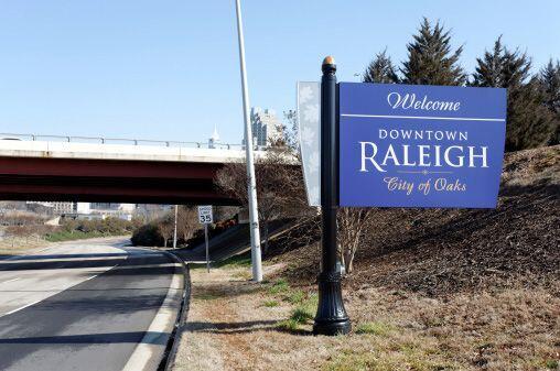 RALEIGH - CARY, CAROLINA DEL NORTE  Número de empleos en 2013: 553,000...