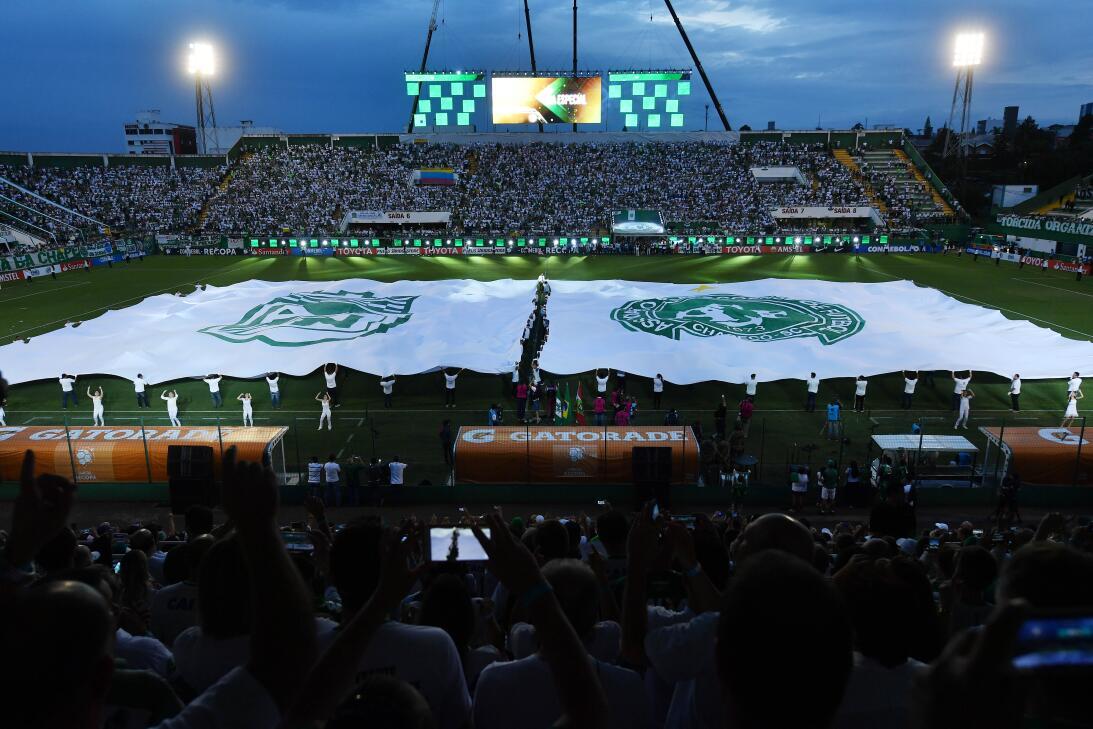 Chapecoense v Atlético Nacional