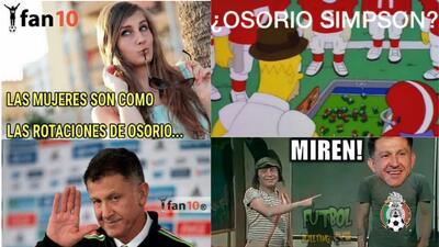 Memelogía | Las burlas a Juan Carlos Osorio en su camino como técnico de México