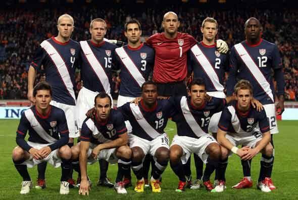 La selección de Estados Unidos jugó su último amistoso antes de hacer la...