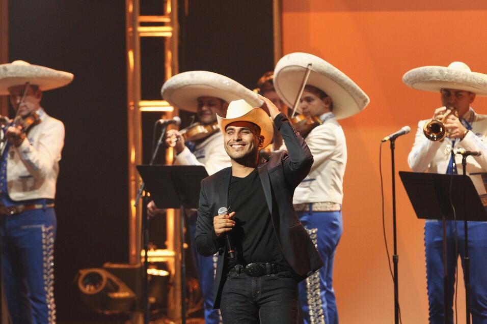 Espinoza Paz lleva cinco nominaciones ya, entre las que destacan las de...