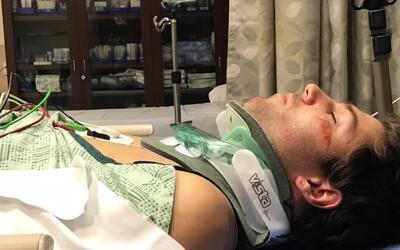 La milagrosa historia de Ryan Hollingshead, que con fe y determinación v...