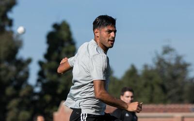Carlos Vela LAFC pretemporada 2018