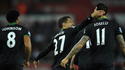 Swansea vs. Stoke City