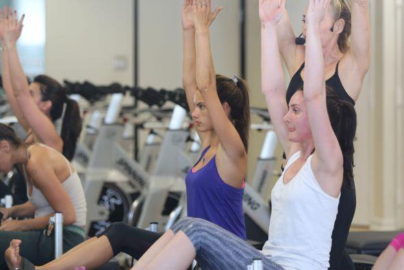 El Pilates se ha convertido en una de las actividades favoritas de las f...