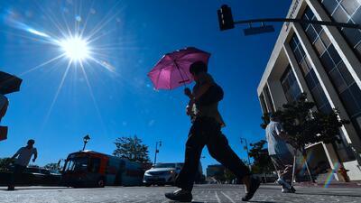 La ola de calor más larga en los últimos 30 años: las temperaturas sobrepasan los 100 °F en EEUU
