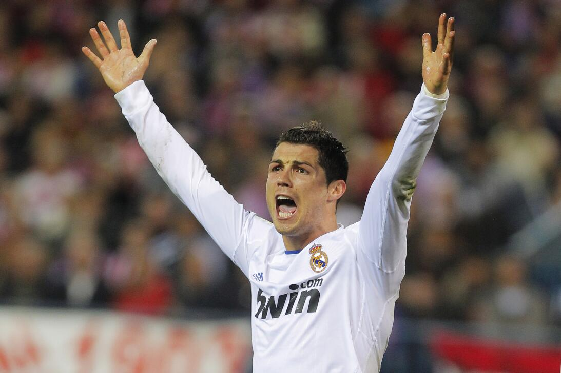 19/03/2011 - La Liga - ATM 1-2 RM - 76 mins de CR7 sin gol