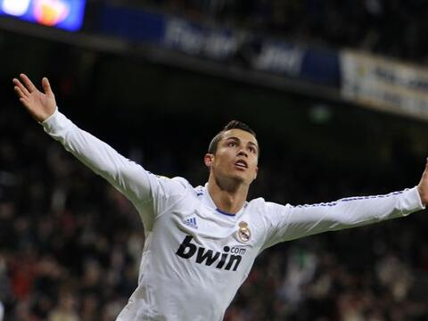 Cristiano Ronaldo y el Real Madrid mandan en Facebook.