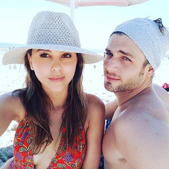 Paulina Goto y Horacio Pancheri son la parejita más enamorada, ¡mira sus...